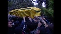 Liban: funérailles d'un leader du Hezbollah assassiné