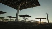 The Window - Crescent Dunes Solar Energy Project Part 2: Building the Power Plant