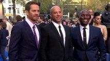 Vin Diesel und Michelle Rodriguez zollen ihrem Kollegen Paul Walker ihren Respekt
