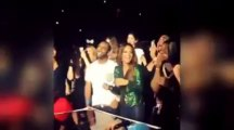 Comedian Kevin Hart goes CRAZY fan in front row at Beyonce concert [VIDEO]