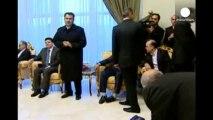 Le Premier ministre irakien en visite officielle en Iran