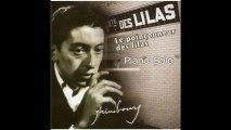 Serge Gainsbourg - Le Poinçonneur des Lilas - Piano Solo