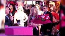 Britney Spears est radieuse à son arrivée à Las Vegas