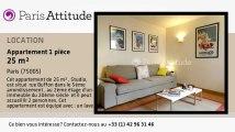 Appartement Studio à louer - Jardin des Plantes, Paris - Ref. 8757