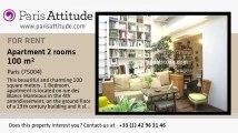 1 Bedroom Apartment for rent - Centre George Pompidou, Paris - Ref. 7303