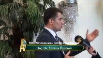 Doç. Dr. Ali Rıza Özdemir - TÜBİTAK Uluslararası İşbirliği Daire Bşk. Vkl.