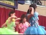 Perfume dance to 'How many licks'