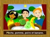 Pomme-peche-poire-abricot