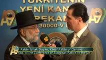 Rabbi Izhak Dayan, Chief Rabbi of Geneva, Rep. of the Conference of European Rabbis to the UN