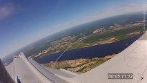 GoPro sur un avion Mikoyan-Gourevitch MiG-31