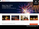 new year parties, events  tickets mumbai 2015 at easybookingz