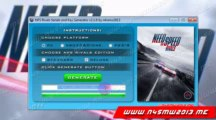 [ NFS ] Need For Speed Rivals Serials and Key Generator v2.1.6 [ Released December 2013 ]