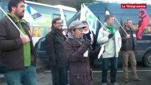 Quimper. Rythmes scolaires : 200 manifestants