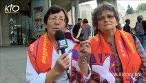 Rassemblement des familles spirituelles à Lourdes : Témoignage de Françoise et Jeanine