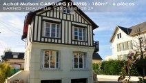 Vente - maison/villa - CABOURG (14390) - 6 pièces - 180m²