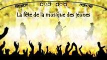 anim fete de la musique des jeunes