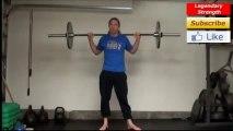 How to Squat - Full Squat vs Parallel Squat