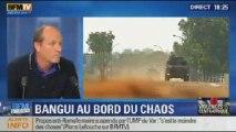 BFM Story: Centrafrique: Bangui est en proie à des violences meurtrières - 05/12