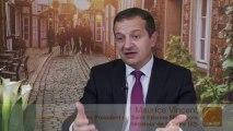 DRCLG - SMCL 2013 : ITW Maurice Vincent, maire de Saint Etienne
