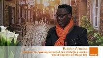 DRCLG - SMCL 2013 :ITW de Bachir Arouna - Enghien-le-Bains