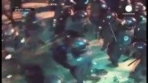 Ukraine: une vidéo amateur qui témoigne de violences policières