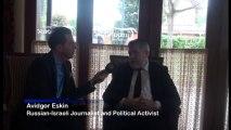 Building Bridges Gateway program with our guest Avidgor Eskin, Russian-Israeli Journalist and Political Activist - (April 07, 2013)