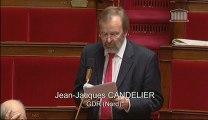 Programmation militaire. Explication de vote pour le groupe GDR (FDG) de J-J Candelier. 3 Décembre 2013 #ReseauFDG