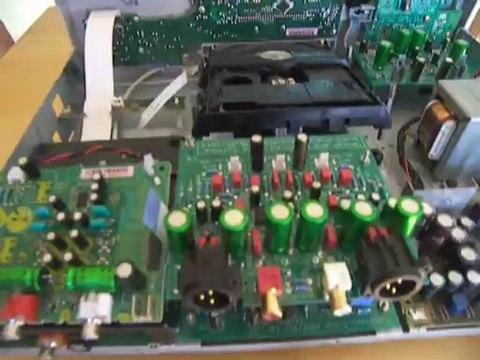 Pioneer PD-10. Optimisation