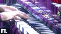 Pascal Obispo - D'un Ave Maria en live dans le Grand Studio R