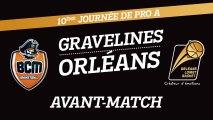 Avant-Match - J10 - Orléans se déplace à Gravelines