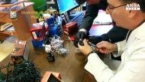 Gdf sequestra 6 milioni luci Natale cinesi pericolose