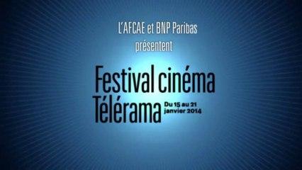 Festival Télérama 2013 : bande-annonce