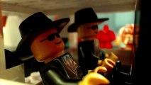 Les Blues Brothers en LEGO!! Adaptation d'un clip image par image...