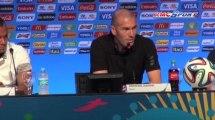 Coupe du Monde 2014 / Zidane et la joie d'une Coupe du Monde à domicile - 06/12