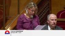 Cécile Cukierman : débat sur l'accès à la justice de proximité.