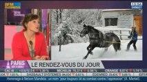 Le Rendez-vous du jour: Jennifer Guesdon, BFM Business, dans Paris est à vous – 06/12