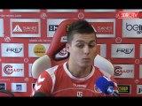 Point presse avant match SdR - OGC Nice Nicolas De Preville