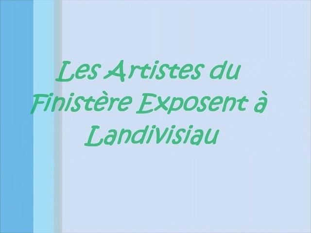 les Artistes du Finistère au Grand Prix de Peinture du Léon 2013