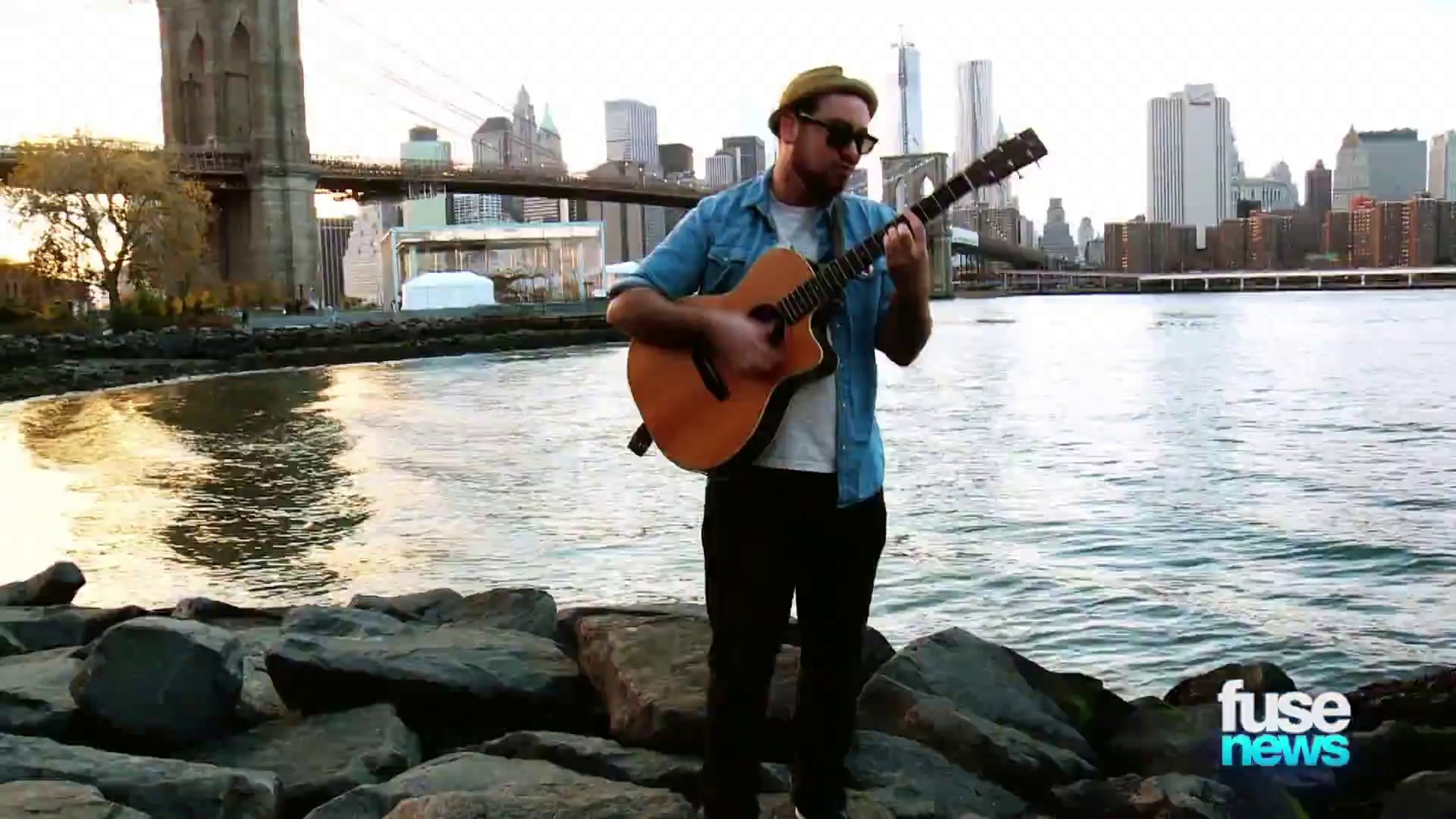 Meet Lyle Divinsky, Street Performer Turned Professional Indie Musician