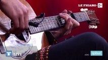 """Piers Faccini chante """"Broken Mirror"""" en live"""