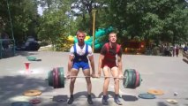 Russian Bodybuilding FAIL!