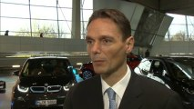 BMW i3 handovers to the first customers - Interview Roland Krüger