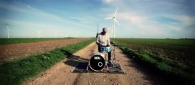 Awesome drummer : the Wikidrummer playing dums in different places with awesome natural reverb!