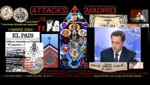 Franc maçon & CRIF terroristes pédocriminèls ! Infierno terrorista Madrid