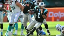 NFL Game Preview Panthers at Saints