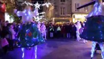 Cherbourg: la féerie de Noël