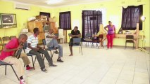 Wise Up programme uses theatre to raise awareness among youth in Botswana about HIV/AIDS