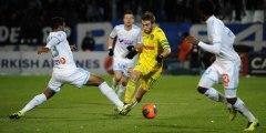 Olympique de Marseille - FC Nantes (0-1) - 06/12/13 - (OM - FCN) - Résumé