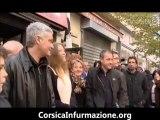 #corse Corsica Libera lance sa campagne à Bastia