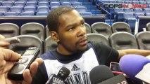Kevin Durant - Oklahoma City Thunder 12/6